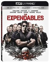 The Expendables [New 4K UHD Blu-ray] With Blu-Ray, 4K Mastering, Ac-3/Dolby Di
