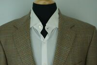 Brooks Brothers Multicolor Houndstooth Sport Coat Jacket Sz 41R Made Italy
