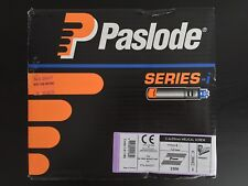 Paslode Series-i 2500x 3.4x35mm Twist/Helical Screw Electro-Galv Nails & 2x Gas