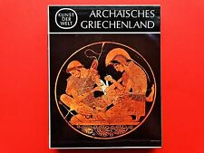 Buch im Schuber: Kunst der Welt: Archaisches Griechenland * Z: 1 * gebraucht