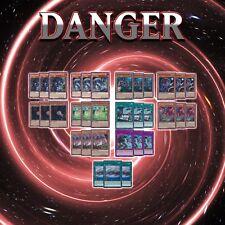 DANGER! DECK CORE | 33 Cards | CYHO & SOFU YuGiOh NESSIE! JACKALOPE? TSUCHINOKO?