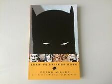 VO tpb Batman The Dark Knight Returns - Frank Miller