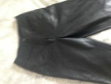 Unbranded Leather Slim, Skinny, Treggings Trousers for Women