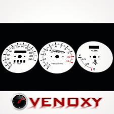 Yamaha XJ 900 S Diversion 1995-2004 Tachoscheiben Tacho WEISS