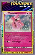 Tokopiyon Holo - SL08:Tonnerre Perdu - 150/214 - Carte Pokemon Neuve Française