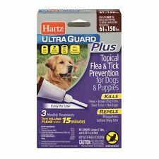 Hartz UltraGuard Plus Topical Flea & Tick Prevention Dogs 61-150lbs *PLEASE READ