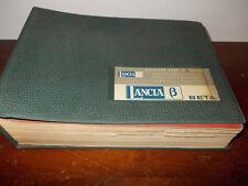 Catalogo Parti di Ricambio Lancia Beta