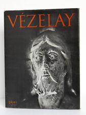 Vézelay. Photographies et choix de textes par E.M.JANETLECAISNE. Plon 1962