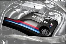 Engine Cover Carbon Fibre Genuine BMW M3 M4 F80 F82 M Performance 11122413815