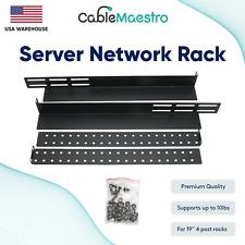 Adjustable Server Network Rack 19