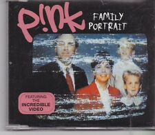 Pink-Family Portrait cd maxi single