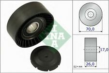 V-RIBBED BELT TENSIONER PULLEY INA OE QUALITY REPLACEMENT 531 0891 10