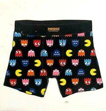 Pac-Man Graphic Men's Boxer Briefs Underwear sz M
