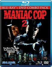 Maniac Cop 2 [New Blu-ray] With DVD, Ac-3/Dolby Digital, Digital Theater Syste