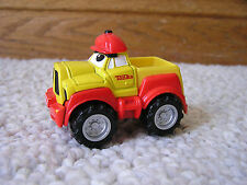 2000 Maisto Tonka Lil Chuck & Friends Yellow & Red Pickup Truck