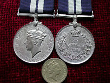 Replica Copy WW2 GVI Distinguished Service  Medal  Full size age toned