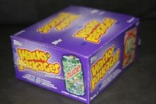 TOPPS WACKY PACKAGES ANS7 SERIES 24PK SEALED RETAIL BOX LOOK FOR SKETCH AND FOIL