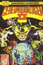 GEHEIME OORLOGEN JUNIOR II  PRESS 02 - DE WERELD IS VAN MIJ (1985)