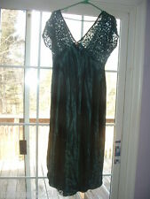 California dynasty Nightgown   sz med  sexy