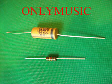 Compatible with FENDER BROADCASTER  VINTAGE REP CAPACITOR SET
