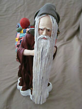 "Duncan Royale 12"" Santa Claus Medieval Figurine w/Original Box & Packaging"