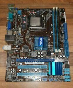 ASUS P5G41T- M micro ATX Motherboard LGA 775 Core 2 Duo 6600 CPU 8GB DDR3 RAM