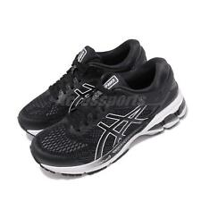Asics Gel-Kayano 26 D Wide Black White Women Running Shoes Sneakers 1012A459-001