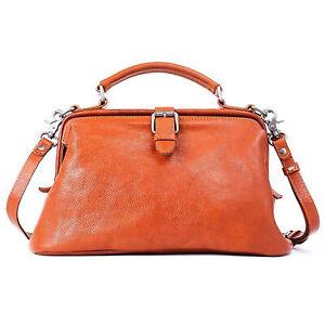 Leather Handmade Bag M5W0