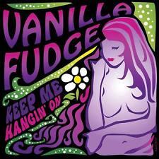 "VANILLA FUDGE ""KEEP ME HANGIN' ON"" LIMITED EDITION 7-INCH STEREO/MONO VERSIONS"