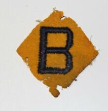 D1 BSA Camp Patch, 1920s-1930s, Unknown Origin, Very Nice!