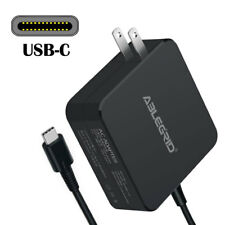 65W USB-C Adapter Charger for Lenovo ThinkPad T580 20L9 20LA L580 20LW Power
