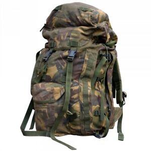 Genuine British Army Military Short DPM IRR Rucksack Backpack Bergen 70 L Bag