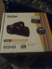 Vivitar 969Hd High Definition Digital Video Camcorder with 1.8 Lcd Screen.