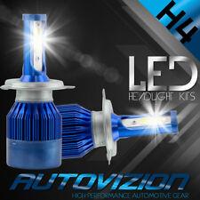 H4 488W 48800LM CREE LED Headlight Kit Hi/Low Beam Bulb White 6000K Power USA