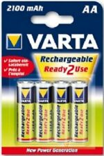 Baterías recargables VARTA AA para TV y Home Audio