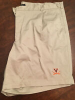 NWT Virginia UVA Cavaliers Football Team Issued Nike Dark Khaki Shorts Size 44