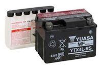 Yuasa Battery Maintenance Free Battery YTX4L-BS fits Honda/Yamaha