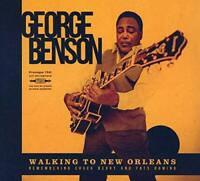 George Benson - Walking To New Orleans - George Benson CD TWVG The Fast Free