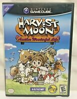 Harvest Moon: Another Wonderful Life (Nintendo GameCube, 2005) Complete Working