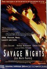 Drama Original UK Quad Film Posters (1990s)