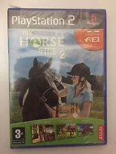 MY HORSE E ME 2 PS2 ATARI NUOVO SIGILLATO