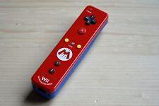 Wii - Original Nintendo Wii Remote Plus Contr. Mario Special Edition