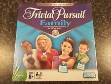 Trivial Pursuit Family Edition Brand New