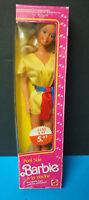 Pool Side Barbie a la piscine Mattel 1986 NEW in Box Vintage Hard to Find
