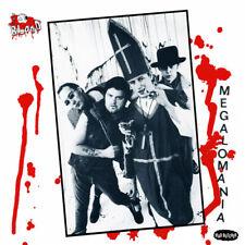 THE BLOOD MEGALOMANIA 7 (black vinyl)