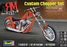 RM Kustom Custom Chopper Set 1/12 Revell Monogram 7324 Plastic Model Kit