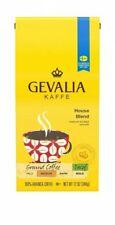 Gevalia Decaf House Blend Ground Coffee, 12 oz Bag (Pack of 6)