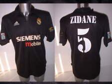 Real Madrid ZIDANE Adidas Adult L France Shirt Jersey Football Soccer Centenary