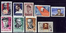 Russia-USSR-1959-1966  Personalities, Personality figures, Heroes, Scientist MNH
