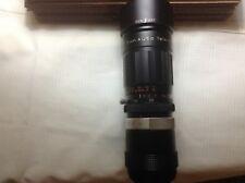 Sun Optics Auto 85-210mm F4.8 with M42 Mount